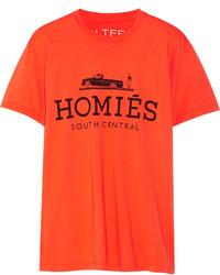 Brian Lichtenberg Homis Cotton T Shirt