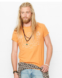 Denim & Supply Ralph Lauren Eagle Graphic T Shirt