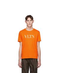Valentino Orange Vltn T Shirt