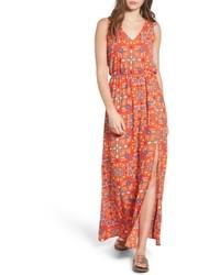 Print maxi dress medium 4984831