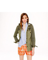 J.Crew Collection Gilded Brocade Short