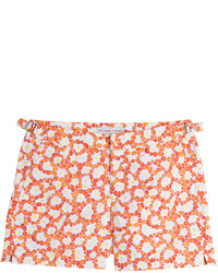 Setter printed swim shorts medium 241605