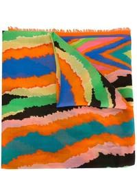 Missoni Abstract Print Scarf