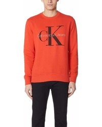 Calvin Klein Jeans Color Sweatshirt