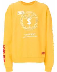 Heron Preston Logo Print Sweatshirt
