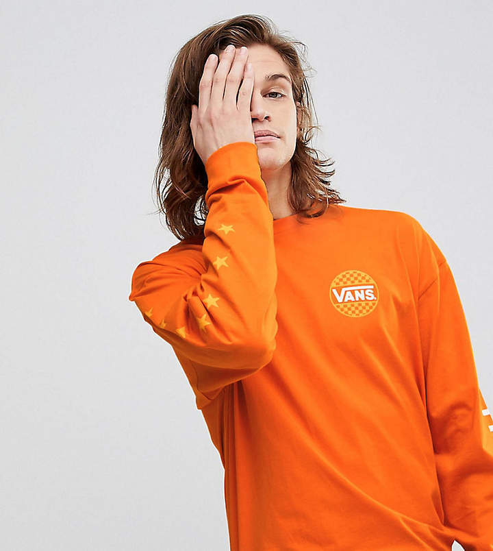 tee shirt vans orange