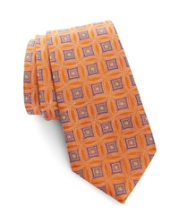 Nordstrom Men's Shop Lauren Medallion Silk Tie
