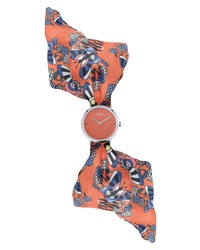 Furla Giada Bandeau Silk Wrap Watch