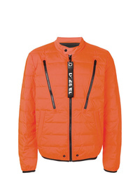 Diesel Zipped Padded Jacket