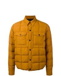 AMI Alexandre Mattiussi Snap Buttoned Jacket