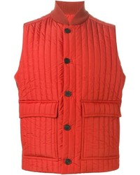 Canali quilted gilet medium 411702