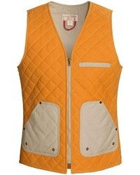 Filson Quilted Vest Cotton