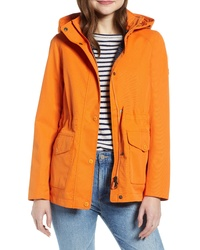 Barbour Backshore Waterproof Hooded Raincoat