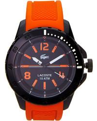 Lacoste 2010714 Black Orange Watch