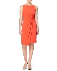 Catherine catherine malandrino adele sheath dress medium 1006046