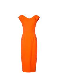 Sleeveless fitted dress medium 7605260