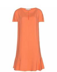 Stella McCartney Cynthia Wool Crpe Dress