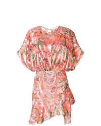 Jacquard mini dress medium 7341689