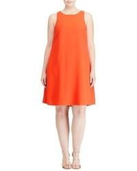 Plus size a line shift dress medium 3684339