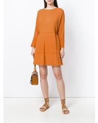 Tie waist dress medium 7838518