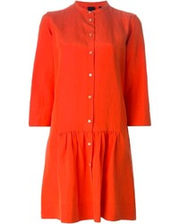Aspesi Flared Shirt Dress
