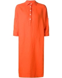 Casey Casey Loose Fit Shirt Dress