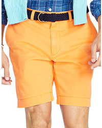 Polo Ralph Lauren Classic Fit Flat Front Chino Shorts