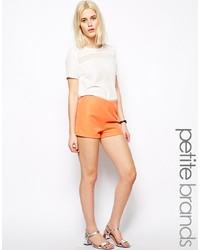 Glamorous Petite Crepe Shorts