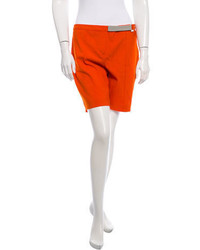Diane von Furstenberg Long Shorts