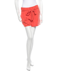 Robert Rodriguez Pleated Shorts