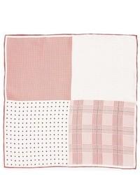 John W. Nordstrom Pattern Silk Pocket Square