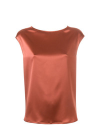 Gianluca Capannolo V Back Blouse