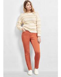 Violeta BY MANGO Slim Fit Nori Jeans