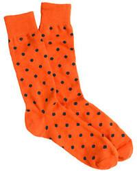 Medium dot cotton socks medium 11180