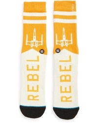 Stance Star Wars Tm Varsity Rebel Socks