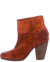 Newbury suede ankle boots medium 1158756