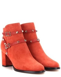 Rockstud suede ankle boots medium 1158755