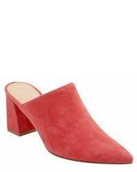 Marc Fisher Ltd Zivon Suede Mules