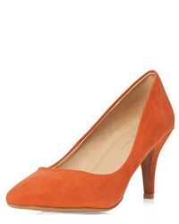 Dorothy Perkins Orange Dream Mid Courts
