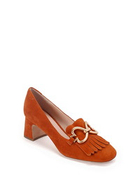 kate spade new york Yarrow Fringe Pump