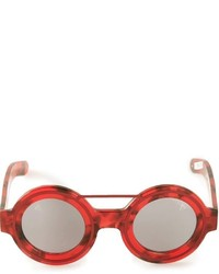 Cast Eyewear Round Frames Sunglasses
