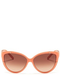 Chloé Chlo Plastic Cat Eye Sunglasses
