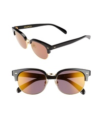 Wildfox Clubhouse 50mm Semi Rimless Sunglasses