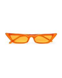 Poppy Lissiman Le Skinny Cat Eye Acetate Sunglasses