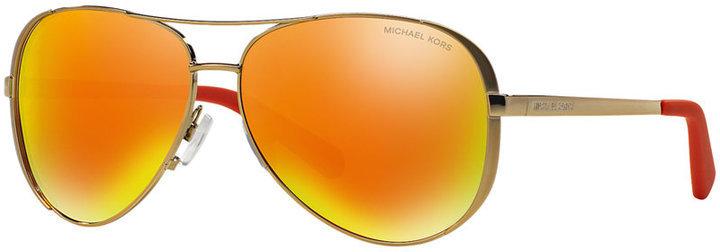 595c5588ebe6 Michael Kors Michl Kors Chelsea Sunglasses Mk5004, $99 | Macy's ...