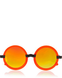 Opening Ceremony Moon Round Frame Acetate Sunglasses