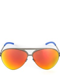 Mykita Mirrored Sunglasses