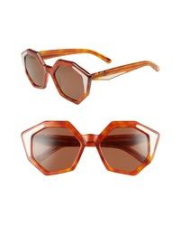 Pared Sole Mare 52mm Sunglasses