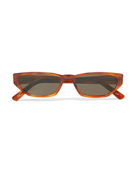 Andy Wolf Tamsyn Cat Eye Tortoiseshell Acetate Sunglasses