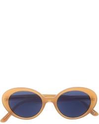 Oliver Peoples Deep Amber Sunglasses